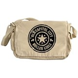 Old Capitol City Roller Girls Messenger Bag