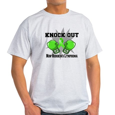 Knock Non-Hodgkins Lymphoma Light T-Shirt