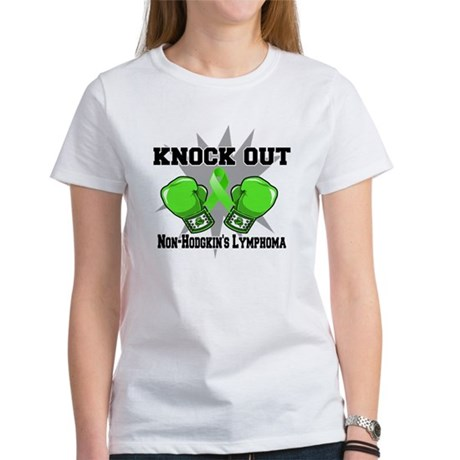 Knock Non-Hodgkins Lymphoma Women's T-Shirt