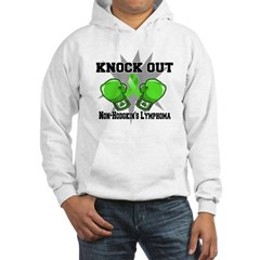 Knock Non-Hodgkins Lymphoma Hooded Sweatshirt