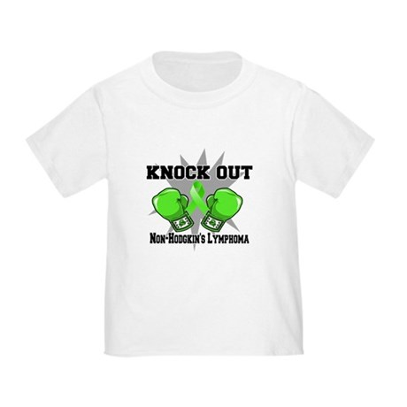 Knock Non-Hodgkins Lymphoma Toddler T-Shirt