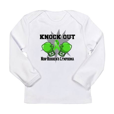 Knock Non-Hodgkins Lymphoma Long Sleeve Infant T-S