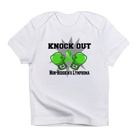 Knock Non-Hodgkins Lymphoma Infant T-Shirt