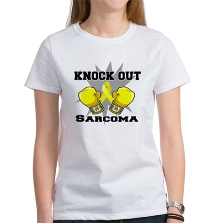 Knock Out Sarcoma Women's T-Shirt