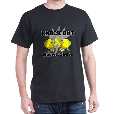 Knock Out Sarcoma Dark T-Shirt