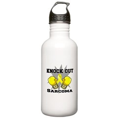 Knock Out Sarcoma Stainless Water Bottle 1.0L