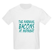 the Narwhal Bacons at Midnigh T-Shirt