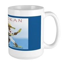 Mug, Shotokan dragon, Karate, Martial arts
