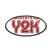 I Survived Y2K - Red Patches