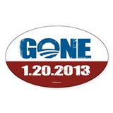 GONE 1.20.2013 Decal