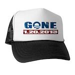 GONE 1.20.2013 Trucker Hat