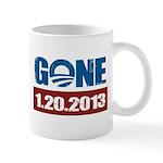 GONE 1.20.2013 Mug