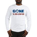 GONE 1.20.2013 Long Sleeve T-Shirt