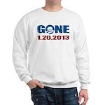 GONE 1.20.2013 Sweatshirt
