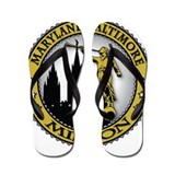Maryland Baltimore LDS Missio Flip Flops