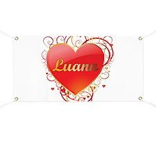 Luann Valentines Banner