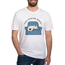 "Keeshond ""Non-Sporting Breed"" Shirt"