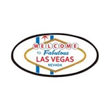 Welcome to Las Vegas Patches