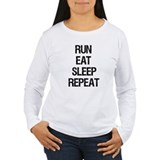 Run Eat Sleep Repeat T-Shirt