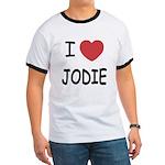 I heart jodie Ringer T