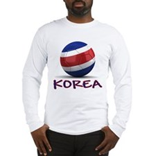 Team North Korea Long Sleeve T-Shirt