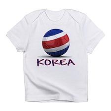 Team North Korea Infant T-Shirt