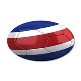 Team North Korea 22x14 Oval Wall Peel