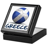 Team Greece Keepsake Box
