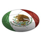 Team Mexico Decal