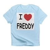 I heart freddy Infant T-Shirt