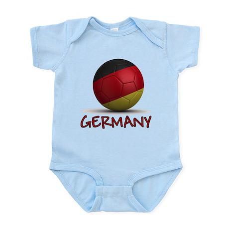 Team Germany Infant Bodysuit