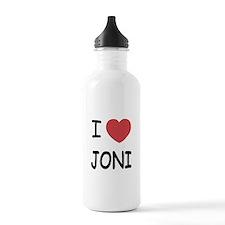 I heart joni Water Bottle