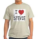 I heart stevie Light T-Shirt