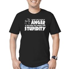 Anger vs. Stupidity T