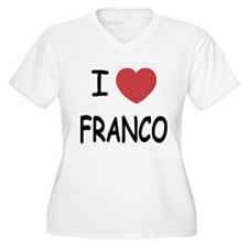 I heart franco T-Shirt
