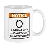 Nurse / Argue Mug