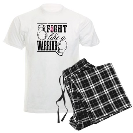 Fight Like a Warrior Men's Light Pajamas