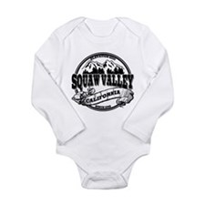 Squaw Valley Old Circle Long Sleeve Infant Bodysui