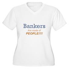 Banker / People T-Shirt