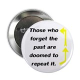 "Repeating Forget The Past 2.25"" Button (10 pa"