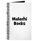 Malachi Rocks Journal