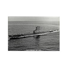USS SABALO Rectangle Magnet
