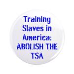 """Abolish the TSA 3.5"""" Button (100 pack)"""
