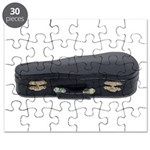 Music Case Laying Down Puzzle