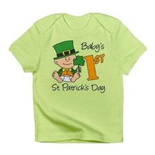 Baby's First St Patricks Day Infant T-Shirt