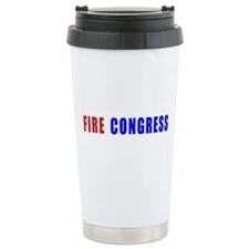 Fire Congress ceramic travel mug