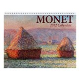 Monet 2013 Wall Calendar