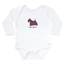 Terrier - MacAlister Long Sleeve Infant Bodysuit
