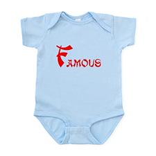 Famous Infant Bodysuit