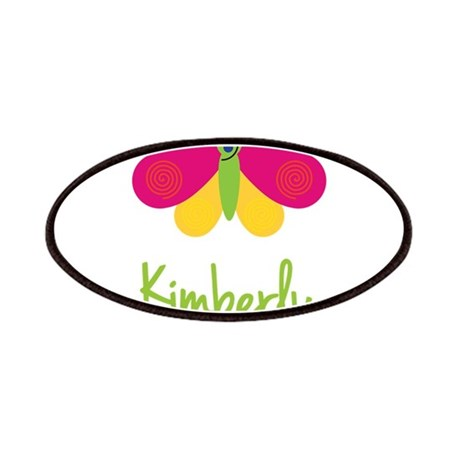 Kimberly The Butterfly Patches